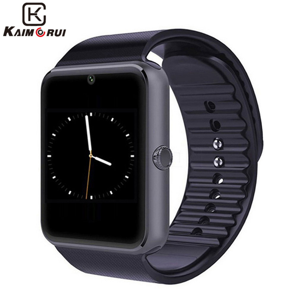 smart iphone watch kaimorui smart mtk6261 pedometer smartwatch with 1588