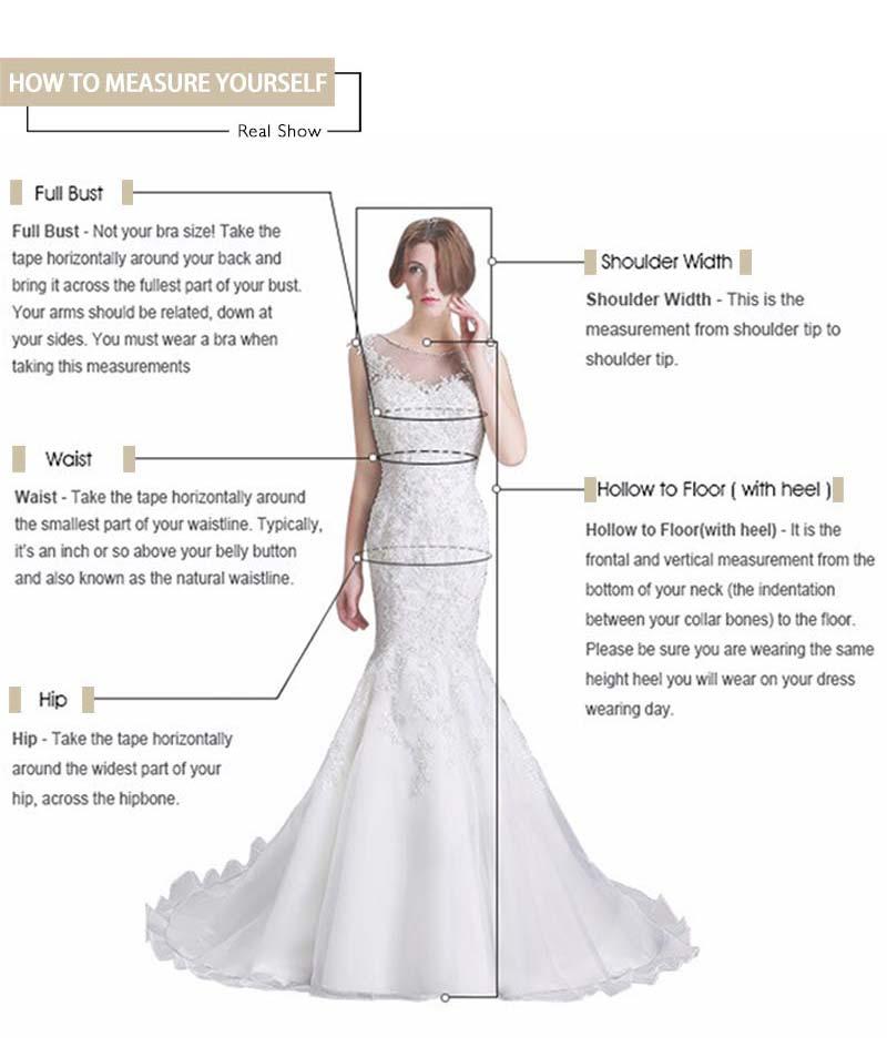 love season wedding dress size chart and show room (1)
