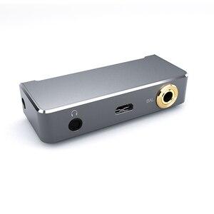 Image 3 - FiiO AM3D Balance THX AAA Amp, сбалансированный, специально для FiiO Q5/X7, 3,5 мм SE + 4,4 мм