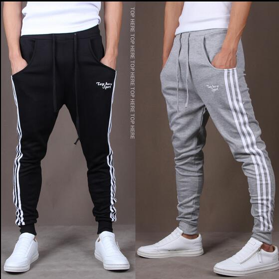 f88cf65d3 2015 Hottest men pants cheap price sport workout gym pyrex jogger pants  slim fit plus size outdoors haren men joggers sweatpants