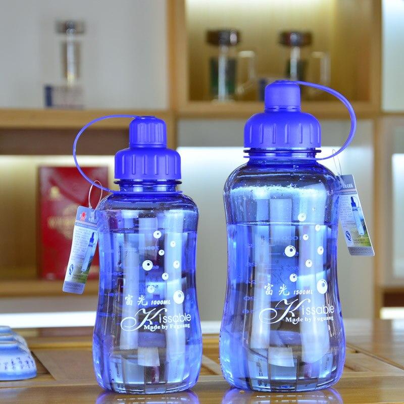 Deportes Botella de Agua de Plástico de Calidad alimentaria Botella Espacio Jove