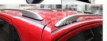 Совершенно новый алюминиевый сплав suv автомобиль 2 шт багажник