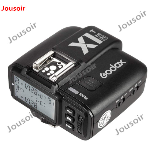 Godox 3x XTR-16S Wireless 2.4G Power Control Flash Receivers + X1T-N Wireless Transmitter For N V850 V860C V860N Flash  CD50Godox 3x XTR-16S Wireless 2.4G Power Control Flash Receivers + X1T-N Wireless Transmitter For N V850 V860C V860N Flash  CD50