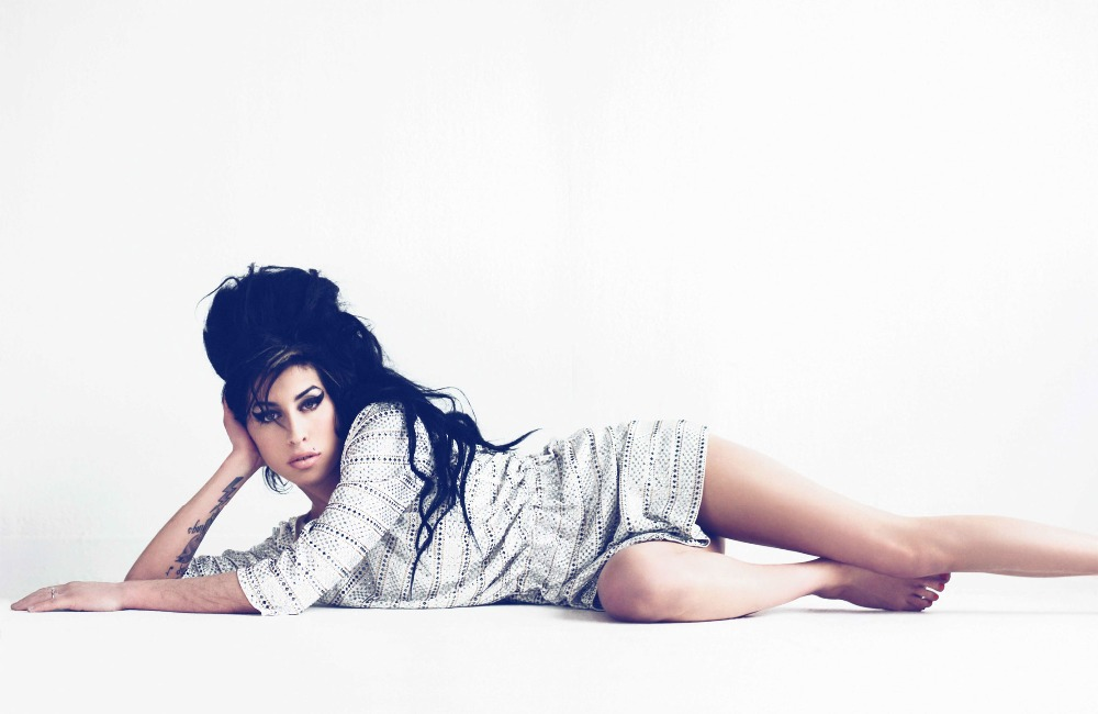 Penjualan Panas Rumah Mode Dekorasi, Kustom Amy Winehouse Sexy Girl Wallpaper -9794