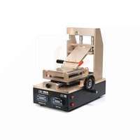 OCA Glue And Polarizer Remover LY 904 3 In 1 Pre Heating Separator Glue Polarizer Removing