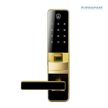 Antivol porte électronique code serrure induction serrure carte serrure intelligente serrure en alliage de Zinc, livraison gratuite