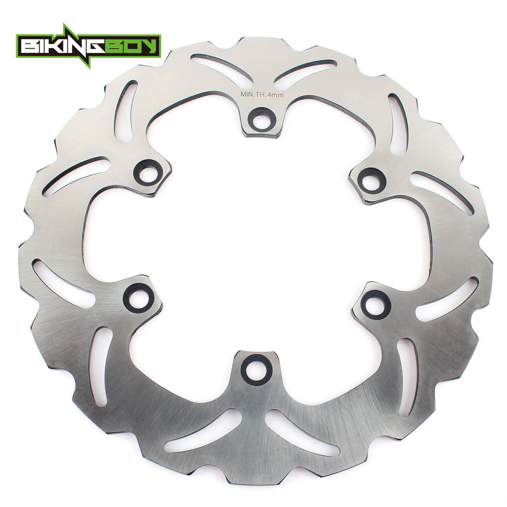 BIKINGBOY Front Brake Disc Disk Rotor for KAWASAKI Z750 GPZ900 Ninja ZL900 ELIMINATOR ZX1100 GPZ 900 1100 83-93 92 91 90 89 88 fit puer tea spring seven cake raw pu er tea for weight loss chinese tea