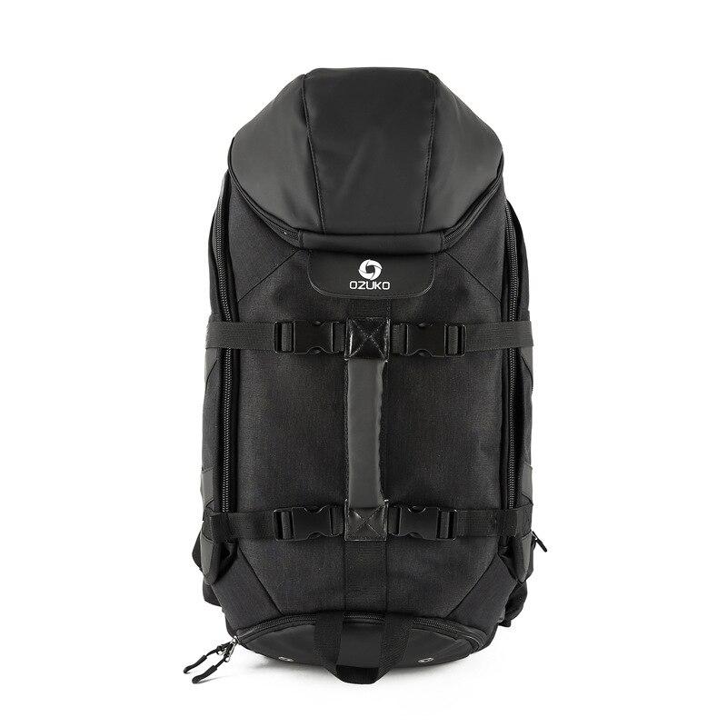 New Oxford Travel Bag Men's Sports Waterproof Travel Backpack Large Multi-Function Mountaineering Bag Custom