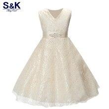 Summer Girls Party Princess Wedding Prom Dress Teen Costume