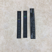 3PCS/LOT NEW Self Adhesive Homebrew Thermometer - Home Brewing Beer Wine Temperature Sensor Reader