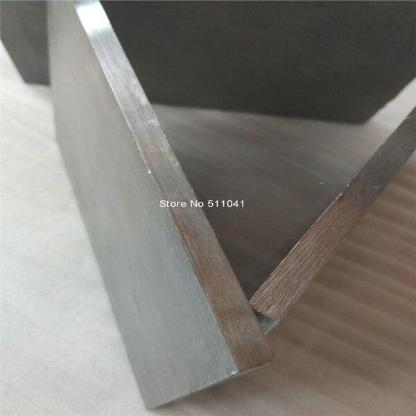 Grade 5 titane plaque titane feuille 8mm d'épaisseur * 150mm W * 150mm L 1 pièces vente en gros, livraison gratuite