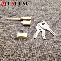 Bathroom Door Bedroom  Lock With Accessories Zinc Alloy Lock Core Door Handle Lock With Vintage Single Tongue Lock Core|Lock Cylinders|Home Improvement -