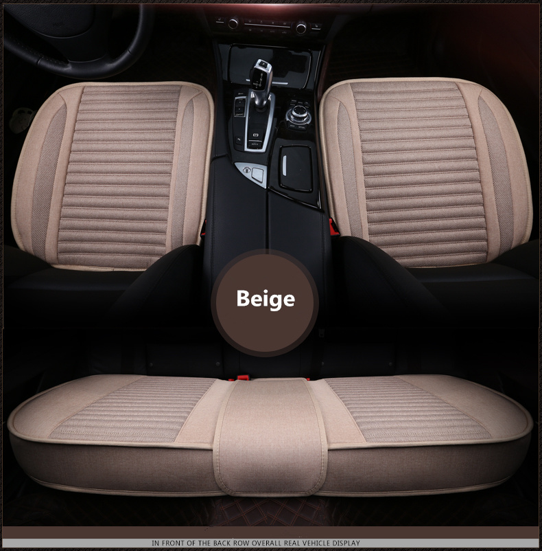 Autositzkissen Sommer ohne Rückenlehne umgeben von vier ganzen - Auto-Innenausstattung und Zubehör - Foto 5
