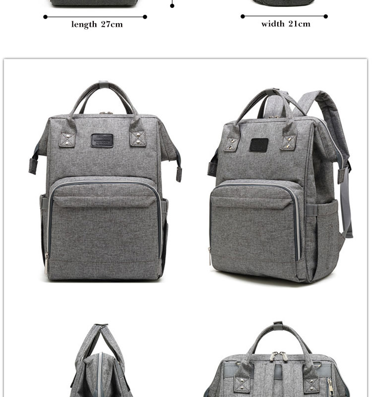 HTB156YWelKw3KVjSZTEq6AuRpXav Nappy Backpack Bag Mummy Large Capacity Bag Mom Baby Multi-function Waterproof Outdoor Travel Diaper Bags For Baby Care