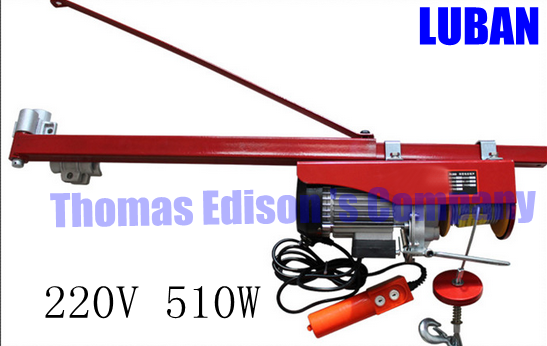 Acquista all 39 ingrosso online mini verricello elettrico da for Paranco elettrico telecomando senza fili