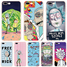 Rick And Morty Case For iPhone X 11 Pro XS Max Case For iPhone 6 6S 5S 7 8 Plus Cover For iPhone 10 FOR iphone 8 Plus SE 2 2020 cheap Sam Armor Fitted Case coque funda fundas capa luxury accessories Mobile phone cases Apple iPhones iPhone 5 IPHONE 6S iPhone 6 Plus