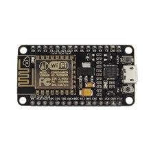 New Wireless Module NodeMcu Lua WIFI Internet of Things Development Board Based ESP8266 with Pcb Antenna and USB Port Node MCU