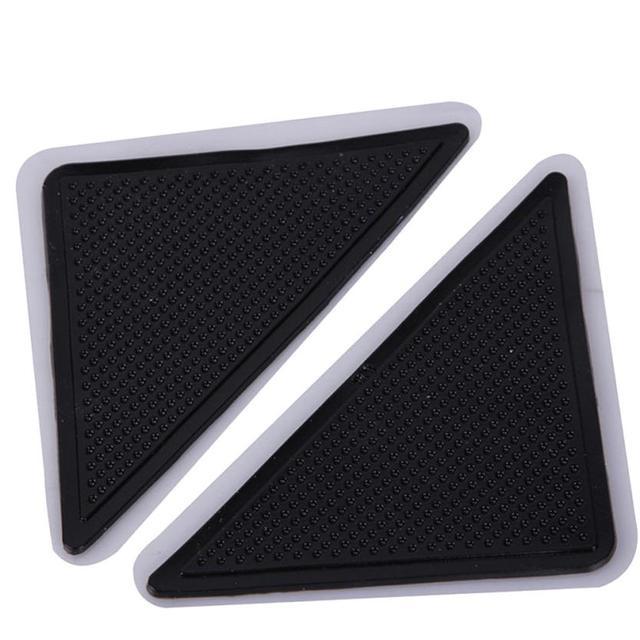 New Qualificato Dropship 4 X Silicone Pad Tappeto Antiscivolo Tri Sticker Anti S