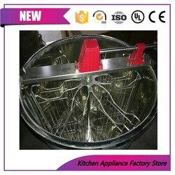 Stal nierdzewna 6 rama instrukcja miód ekstraktor miodu shake miód maszyna