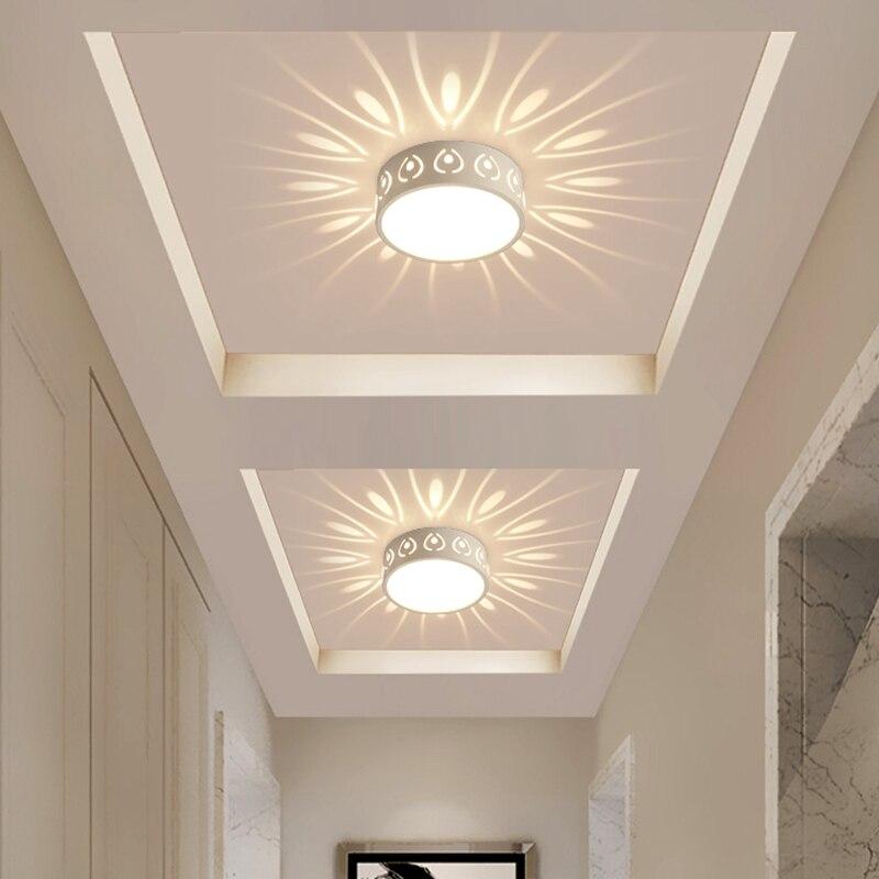 3W 5W 15W LED Embed Pocken Modellierung Licht Decke Lampe Spot Beleuchtung für Decke Korridor Tür Licht dekoration