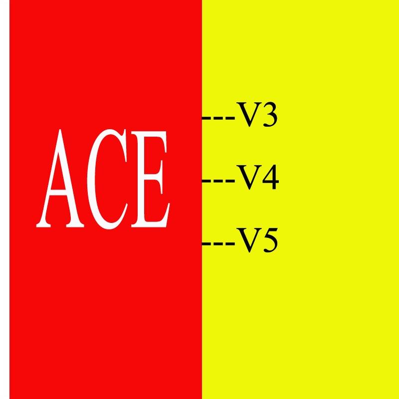 DHL Free 30pcs /Lot for ACE V4 ACE V4 1 ACE V5 New product instead of ACE V3