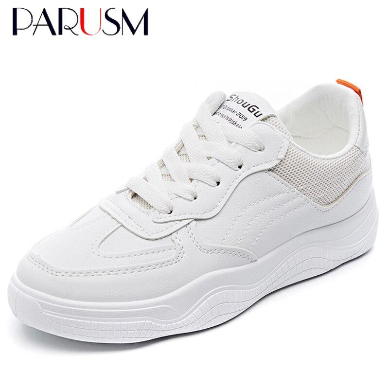 Primavera Mujer Nueva Moda Deporte white De Planos Beige Zapatillas Suave  Ocio Señoras La Zapatos Casuales Cómodo Otoño ... 2ed4100cb5ae