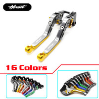 For HONDA CB 599 CB 600 98 06 CBR 600 F2.F3.F4.F4i 91 07 Hornet CB919 02 07 Motorcycle Folding Extendable Brake Clutch Levers