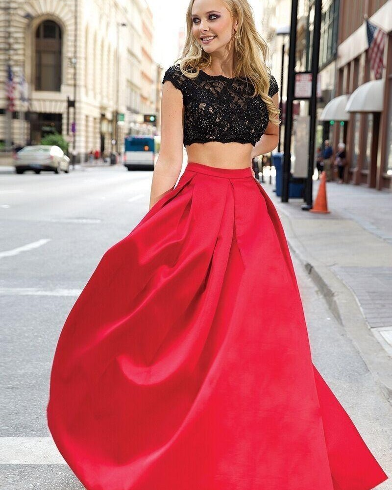 1696da5630d Red Long Prom Dresses Lace - Gomes Weine AG