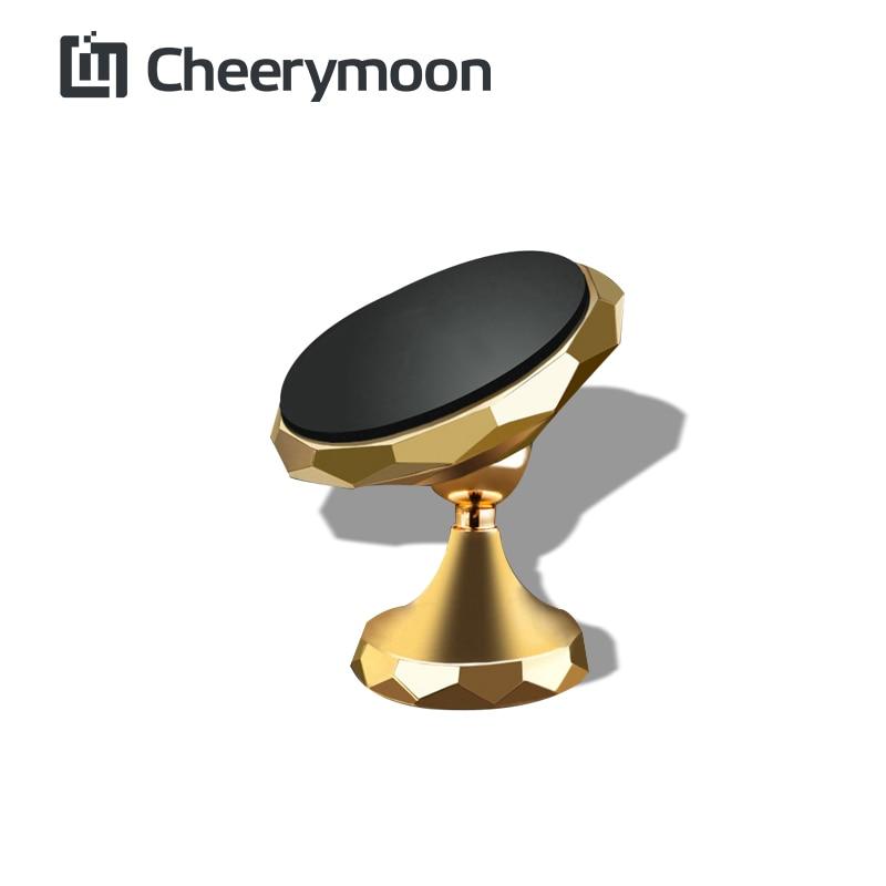 CHEERYMOON Polygon Instrumentbräda Universal Magnetisk - Reservdelar och tillbehör för mobiltelefoner - Foto 4