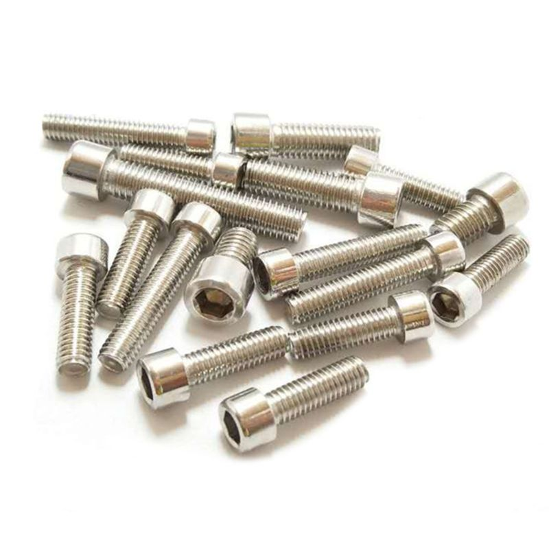 10pcs Bolts Screws for Bike Bicycle Bottle Holder Cage Free Delivery Stainless