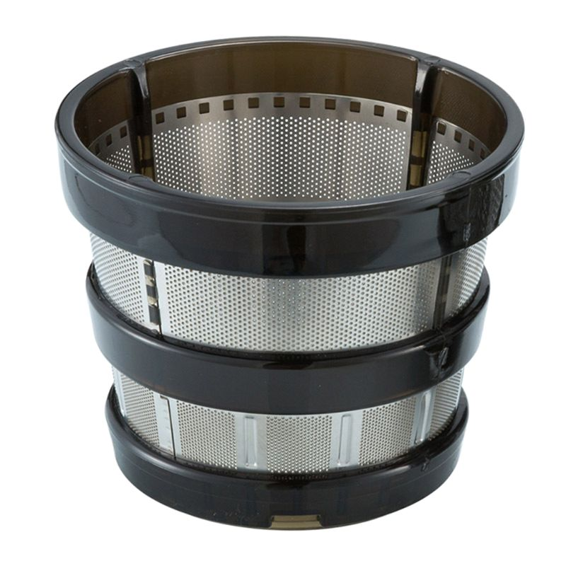 Juicer Filter Spare Parts Coarse Strainer Fine Mesh Replacements For Hurom HH-SBF11 HU-19SGM Blender