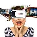 2016 Модернизированный VR BOX Google Картон 2.0 Гарнитура Виртуальная реальность 3D Очки + Беспроводная Связь Bluetooth Gamepad 600 Близорукость Поддержки Пользователей