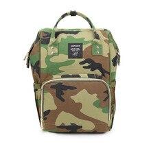 Детская сумка для подгузников, мам сумка для подгузников брендовая Большая вместительная Детская сумка дорожный Многофункциональный рюкзак сумка для смены