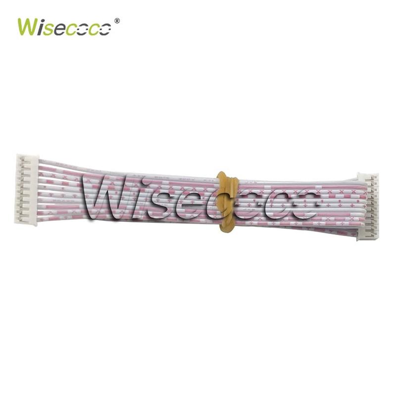 """מערכות ניווט Wisecoco 7.0"""" אינץ צג LCD פטל Pi מסך TFT LCD Monitor AT070TN90 92 94 + לוח הבקר TY2662-V1 Driver (5)"""