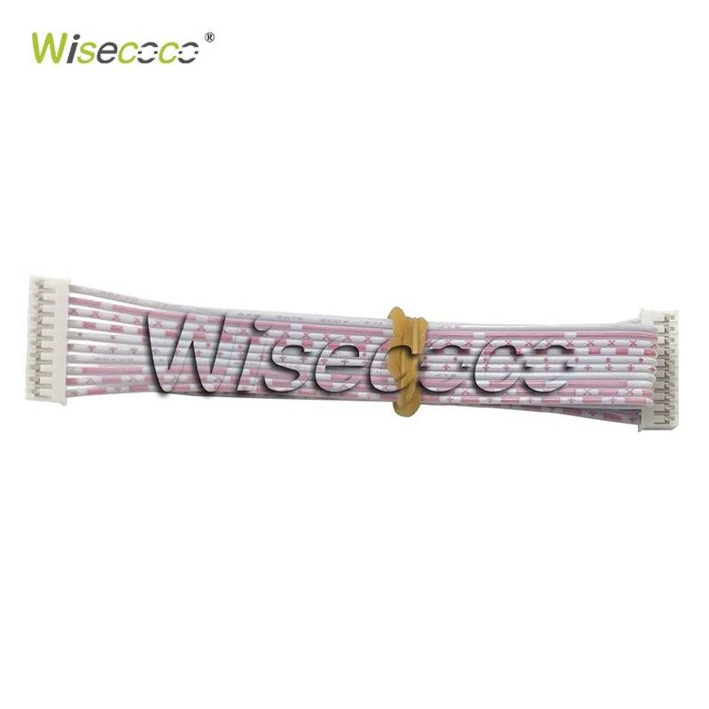 "92 Wisecoco 7.0"" אינץ צג LCD פטל Pi מסך TFT LCD Monitor AT070TN90 92 94 + לוח הבקר TY2662-V1 Driver (5)"