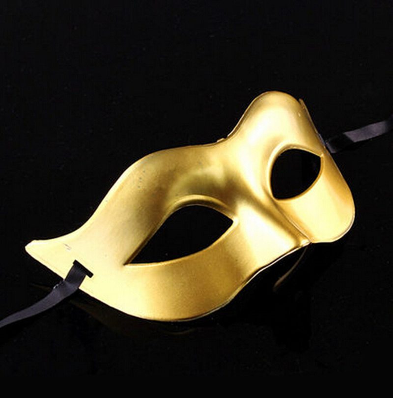 Hot sale Women/Men Venetian Silver masquerade mask for Party Costume ...