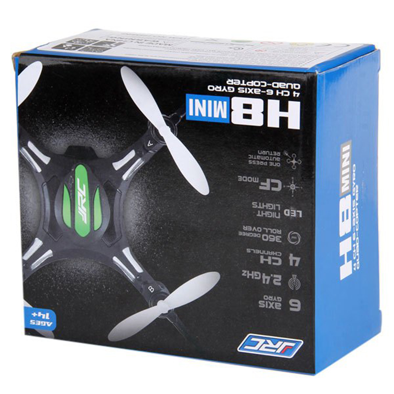 JJRC-H8-mini-drone-Headless-Mode-6-Axis-Gyro-2-4GHz-4CH-dron-with-360-Degree