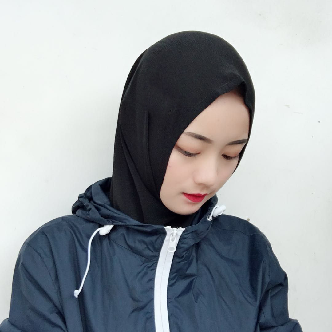 Muslim Sports Headscarves Ready To Wear Hijab Instant Al-amira Muslima Shawl Islamic Headband Headwarp 网 红 小 姐姐