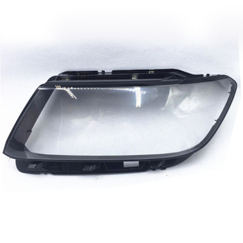 lampshade Headlight lamp cover Lens lamp protection case Headlight glass cover for Volkswagen Tiguan L 2017-2018