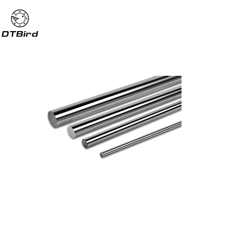 Free shipping 2pcs/lot 6mm rod shaft WCS 6mm linear shaft L400mm chrome plated linear motion guide rail round rod 2pcs lot 8mm linear shaft 800mm 8mm linear shaft length 800mm chrome plated linear guide rail round rod shaf