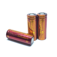 20pcs/lot Trustfire IMR 18500 3.7V 1100mAh Lithium-ion High Drain Rechargeable Battery Magnification 10A Batteries