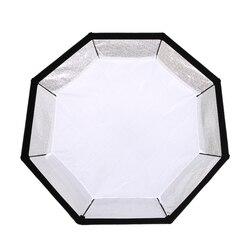 95CM octagonal raster flexible light box photo studio flash bowen mount softbox with grill  CD15