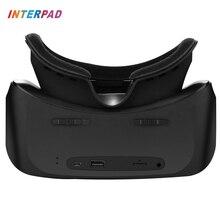 Interpad VR ВСЕ В ОДНОМ Очки Виртуальной Реальности 3D HD Видео Игры Гарнитуры VR Octa Ядро A7 ПРОЦЕССОР 2 Г RAM 16 Г ROM WI-FI 1920*1080 VR BOX