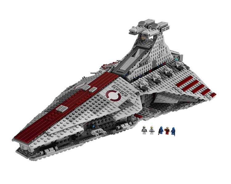 IN STOCK New Lepin 05042 1200PCS Star Series The Republic Fighting Cruiser Wars Set Building Blocks Bricks Educational Toys Gift