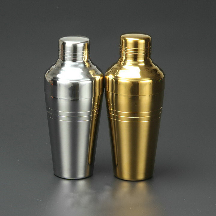 304 Japanese style wine shaker pot 510ml cocktail shakers