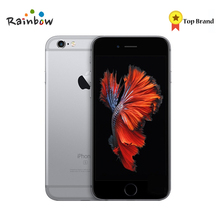 Apple iPhone 6S Plus 5.5″ 2GB RAM 16/64/128GB ROM 12.0MP Camera iOS LTE 4K Video Dual Core Cell Phone with Touch ID