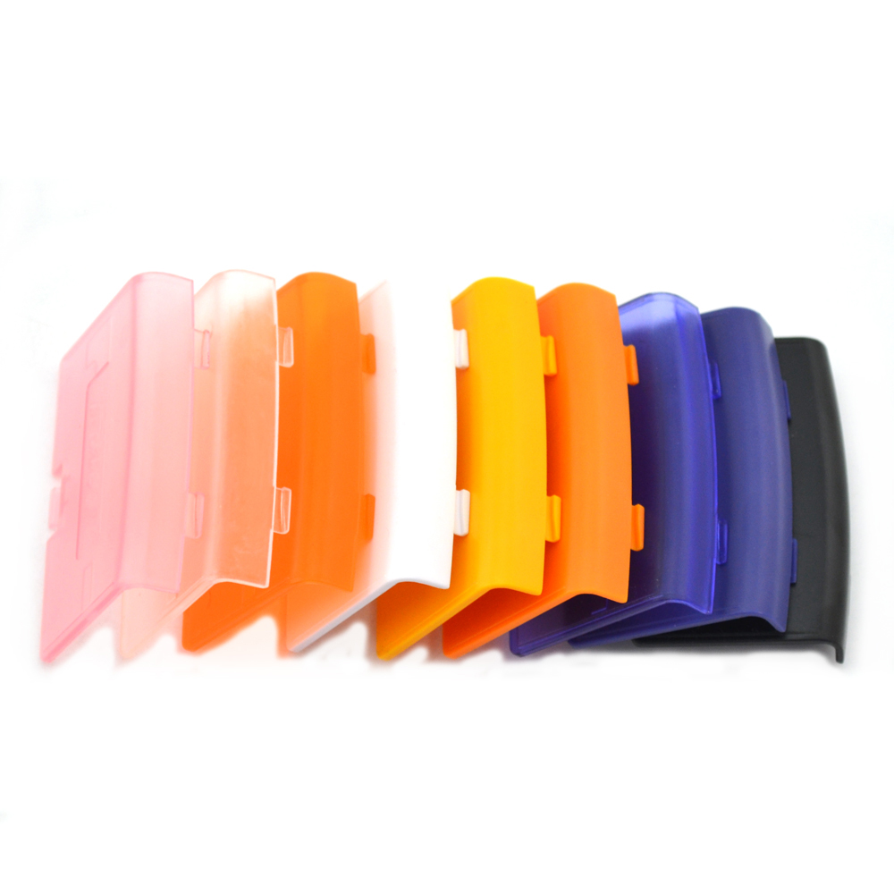 50pcs a lot for <font><b>GBA</b></font> <font><b>Battery</b></font> Cover Lid Door Replacement For <font><b>GBA</b></font> Back Door Case For Nintendo Gameboy Advance
