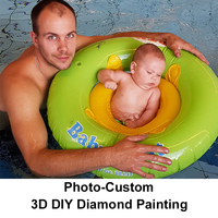 DIY Diamond Painting Private Custom Photo Custom Make Your Own Diamond Painting Full Drill R Diamond
