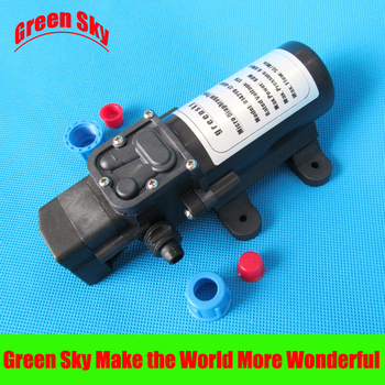5l/min 60w 12v dc automatic pressure switch type with on/off button and socket priming diaphragm pump 5 5l min 80w dc 12v automatic pressure switch type with on off button and socket diaphragm pump sprayer