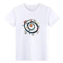 Cartoon Space T-shirt